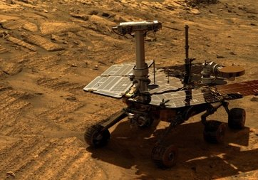 Mars robotu Opportunity için umutlar tükenmek üzere
