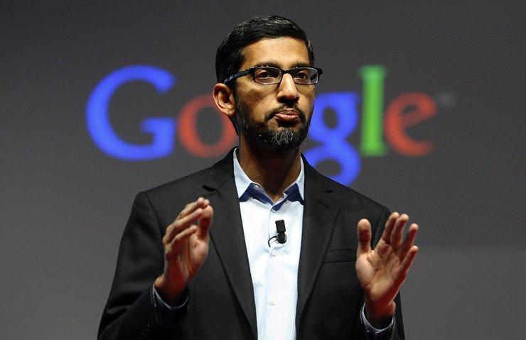 Google CEO'su Sundar Pichai'den flaş açıklama
