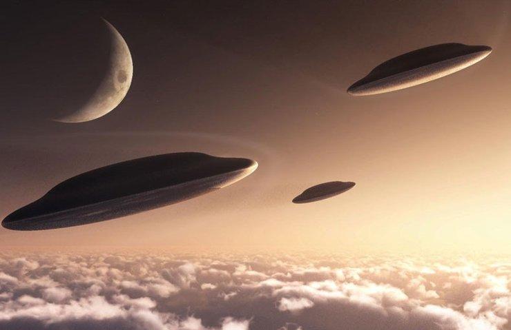 ABD'DE BİRDEN FAZLA UFO GÖRÜLDÜ