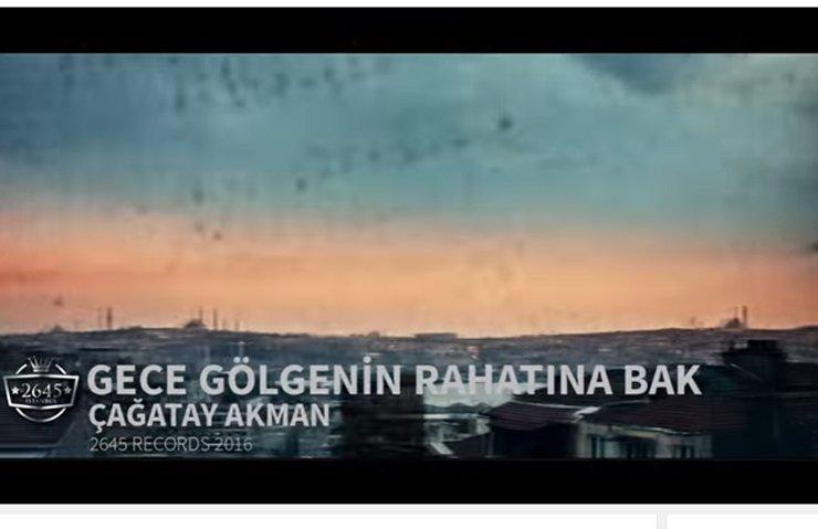 'GECE GÖLGENİN RAHATINA BAK' KLİBİ YOUTUBE'A GERİ DÖNDÜ!