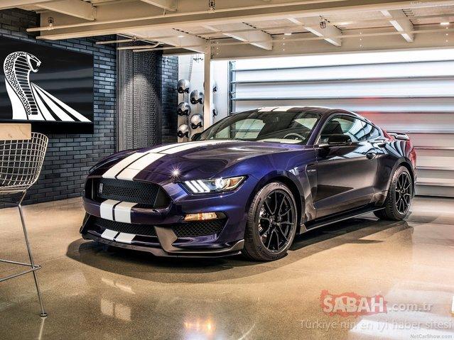 2019 Ford Mustang Shelby GT350 resmiyete kavuştu