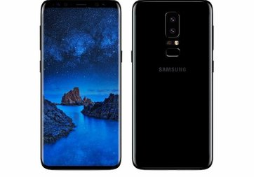 Samsung Galaxy S9 ve S9+ sertifikalarını da aldı!