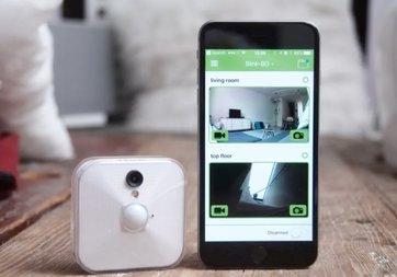 Amazon akıllı kamera girişimi Blink'i satın aldı