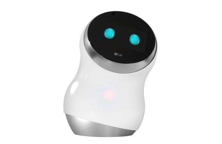 EVİNİZİN YENİ ÜYESİ: LG HUB ROBOT İLE TANIŞIN