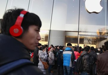 Çin'den Apple'ın iPhone lansmanına büyük tepki!