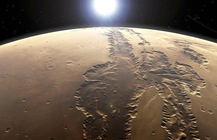Mars'ta daha önce yaşam var mıydı?