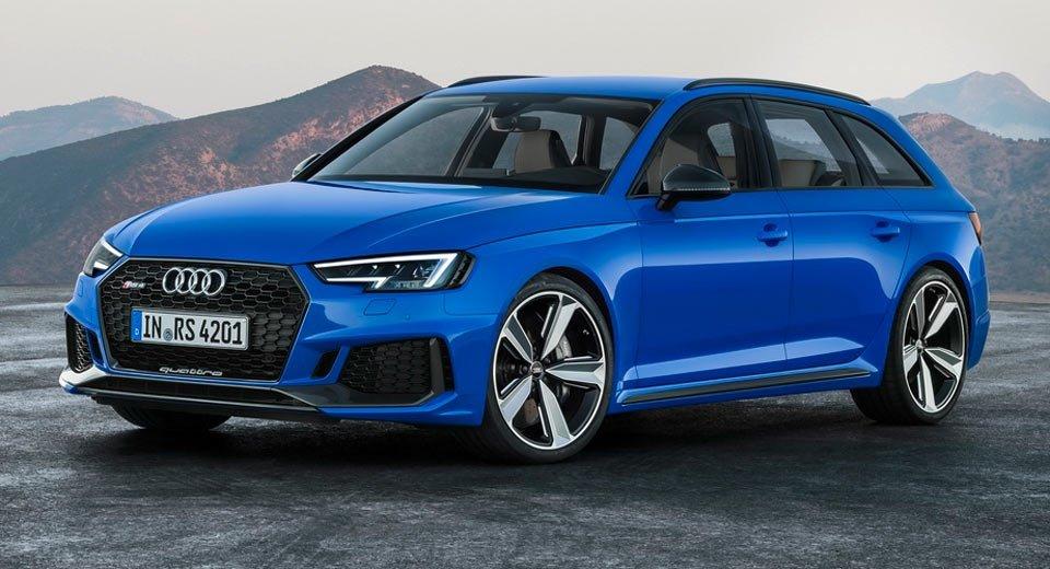 2018 Audi Rs4 Avant Karşınızda Sayfa 1 Galeri Oto