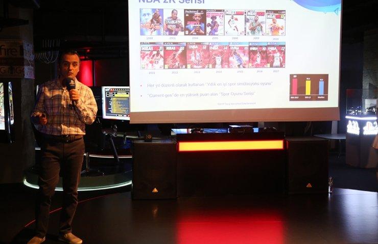 NBA 2K18 Türkiye lansmanı gerçekleşti! Oyun satışa çıktı