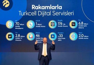 Turkcell'den tüm zamanların gelir rekoru