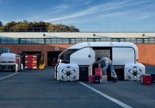 Yok böyle bir araç: Renault EZ-PRO tanıtıldı