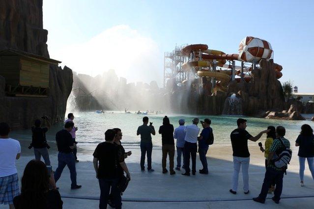 Türkiye'nin Disneyland'ı gün sayıyor