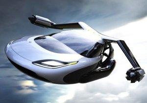 Volvo uçan araba için tarih verdi!