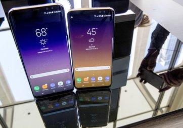 Samsung Galaxy S8'in Android 8.0 Oreo güncellemesi yeniden yayınlandı