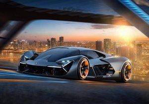 Lamborghini Terzo Millennio Concept ile tanışın