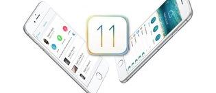 Apple iOS 11'i destekleyen cihazlar belli oldu!