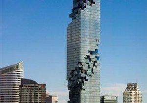Dünyadan ilginç bina tasarımlarI