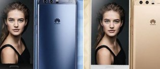 Huawei P10'un basın görselleri sızdı