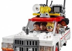 LEGO Ghostbusters oyuncakları geliyor!