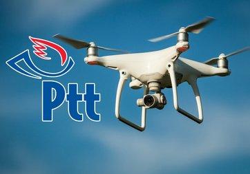 PTT yeni yılda Drone ile teslimata başlayacak!