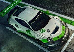 2019 Porsche 911 GT3 R açıklandı
