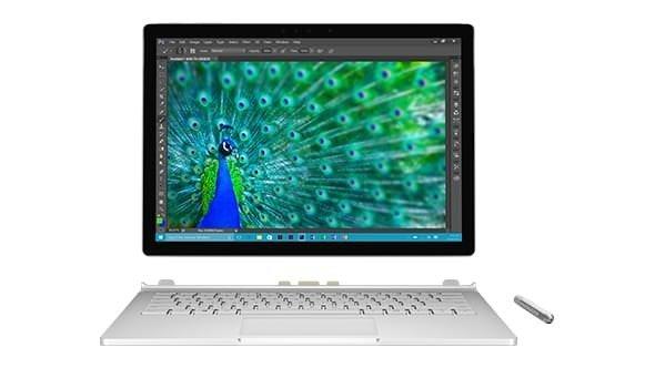 Microsoft Surface Book hakkında her şey