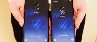 Samsung Galaxy S8'in ilk satış rakamları geliyor!