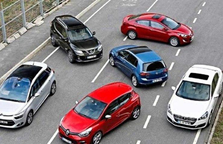 2018'in en çok satan otomobilleri!