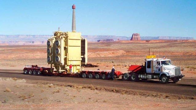 Şimdiye kadar taşınmış dünyanın en büyük 23 makinesi