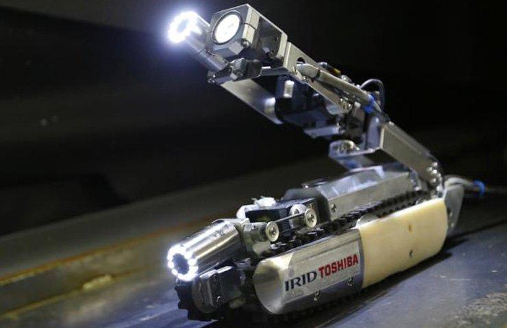 FUKUŞİMA'YA ROBOT BİLE DAYANAMIYOR!