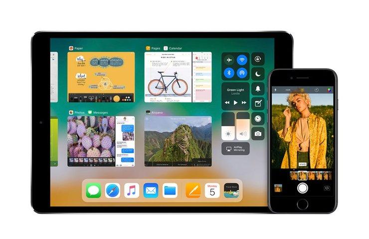 Apple, iOS 11.2.5 beta 1'i yayınladı