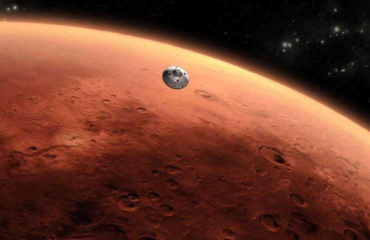 MARS'TA KADİM BİR GEZEGENİN KALINTILARI OLABİLİR