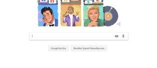 Zeki Müren doğum gününde Google tarafından unutulmadı!