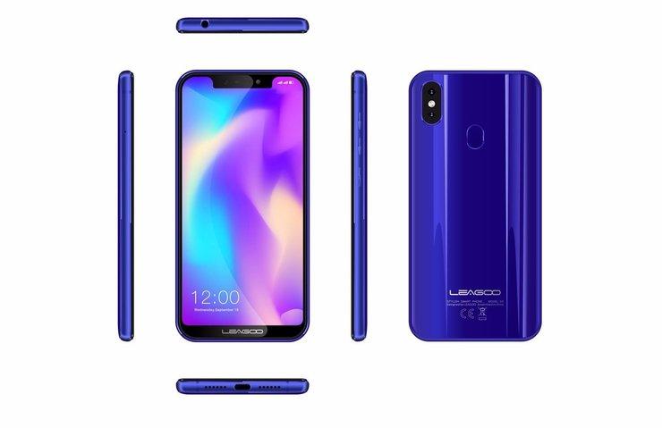 ÇİN'DEN BİR İPHONE X KOPYASI TELEFON DAHA: LEAGOO S9