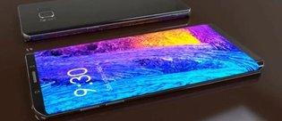 6.4 inçlik Galaxy Note 8 sızdı