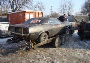 1970 model hurda aracın inanılmaz değişimi