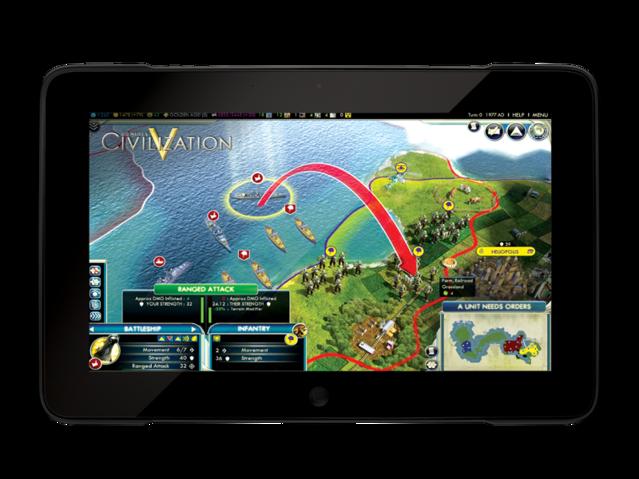 Razer'dan dünyada oyunculara yönelik hazırlanan ilk tablet
