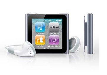 Apple, 6. nesil iPod nano'dan desteğini çekti