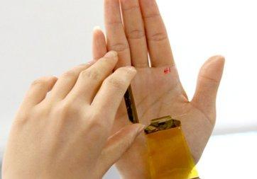 LG ve Huawei parmak izini tarayıcısını ekrana taşıyabilir