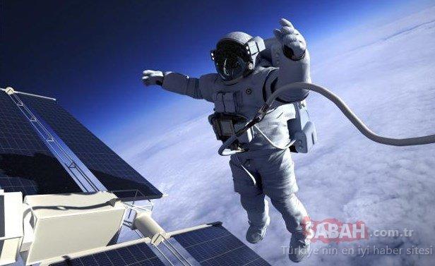 Ücretsiz astronot eğitimi veren uygulama