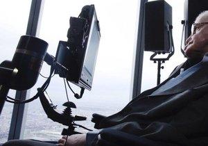 Stephen Hawking'in ünlü tekerlekli sandalyesi satışta