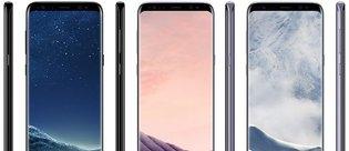 Samsung Galaxy S8'in üç harika hali de sızdı!