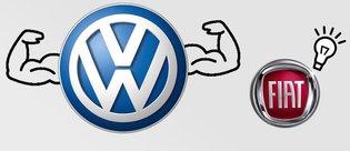 Volkswagen ile Fiat birleşiyor mu?