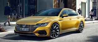 2018 Volkswagen Arteon sonunda tanıtıldı!
