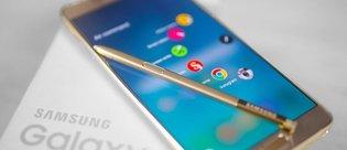 Galaxy Note 5 için Nougat Türkiye'de