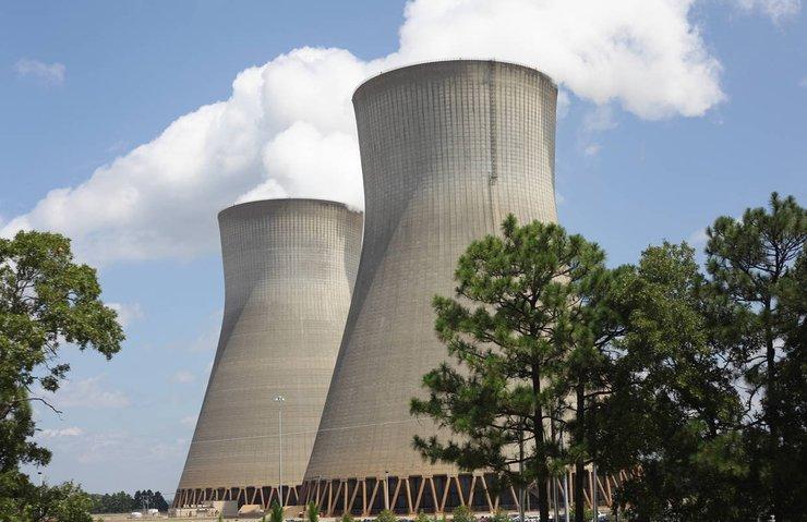 iPhone'u nükleer santralin bacasından aşağıya attılar!