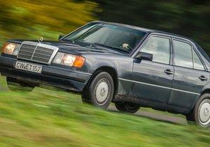 Bu Mercedes 1 milyon km yaptı