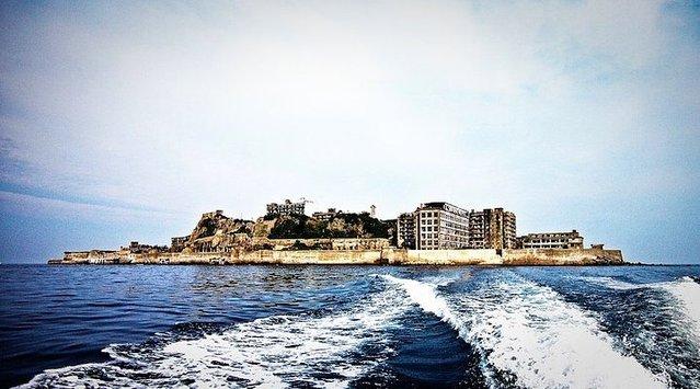 Japonya'daki hayalet ada ile tanışın