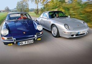Porsche 901, Porsche 911 karşılaştırması