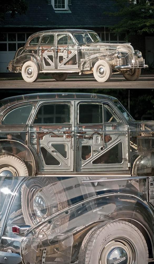 Hayalet araba Pontiac