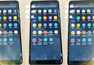 Samsung Galaxy A8'in (2018) bazı özellikleri onaylandı